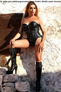 3° foto di Perla Mazza L'italiana Mistress trans