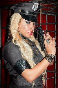 3° foto di Luana Xxl Mistress trav