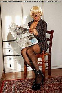 Foto di Tiziana Ferrari Mistress trav